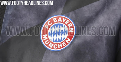Revealed  Bayern München 16-17 Windbreaker Jacket Shows Off Leaked 16-17   Bavarian Flag  Third Kit Design 5ced83238
