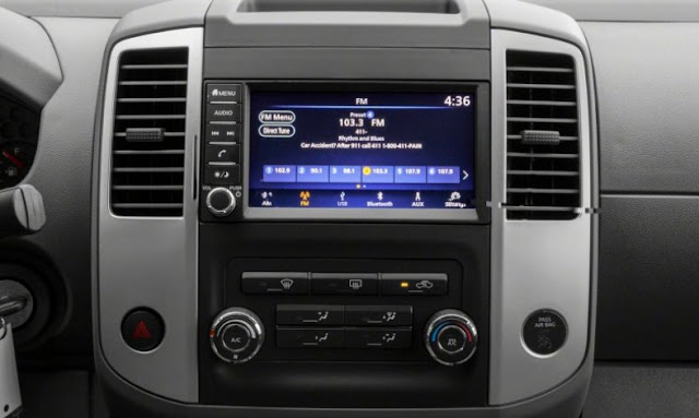 5.5-inches-screen-display-in-Pr-4x-Nissan-Frontier