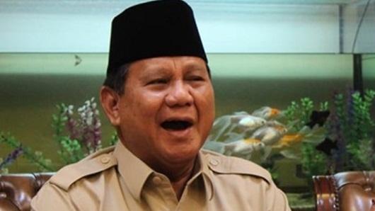 Prabowo Tertawakan Tuntutan PA 212 Copot Jabatannya