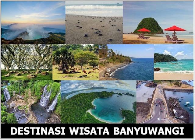 Top 10 Destinasi Wisata Banyuwangi