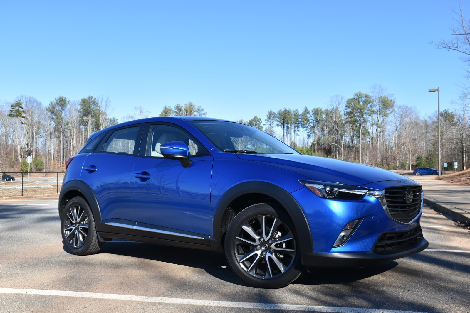 Difference Between Mazda 3 And 6 >> Road Trip in Small Car: 2017 Mazda CX-3