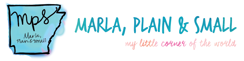 Marla, Plain and Small
