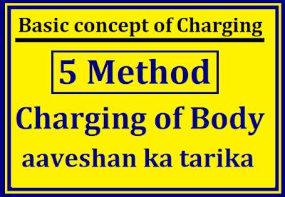 5 method of charging