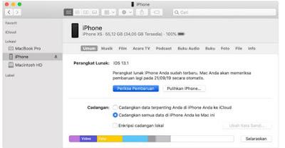 Cara Mengatasi iPhone Dinonaktifkan Sambungkan ke iTunes