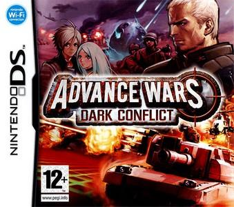 Rom Advance Wars Dark Conflict NDS