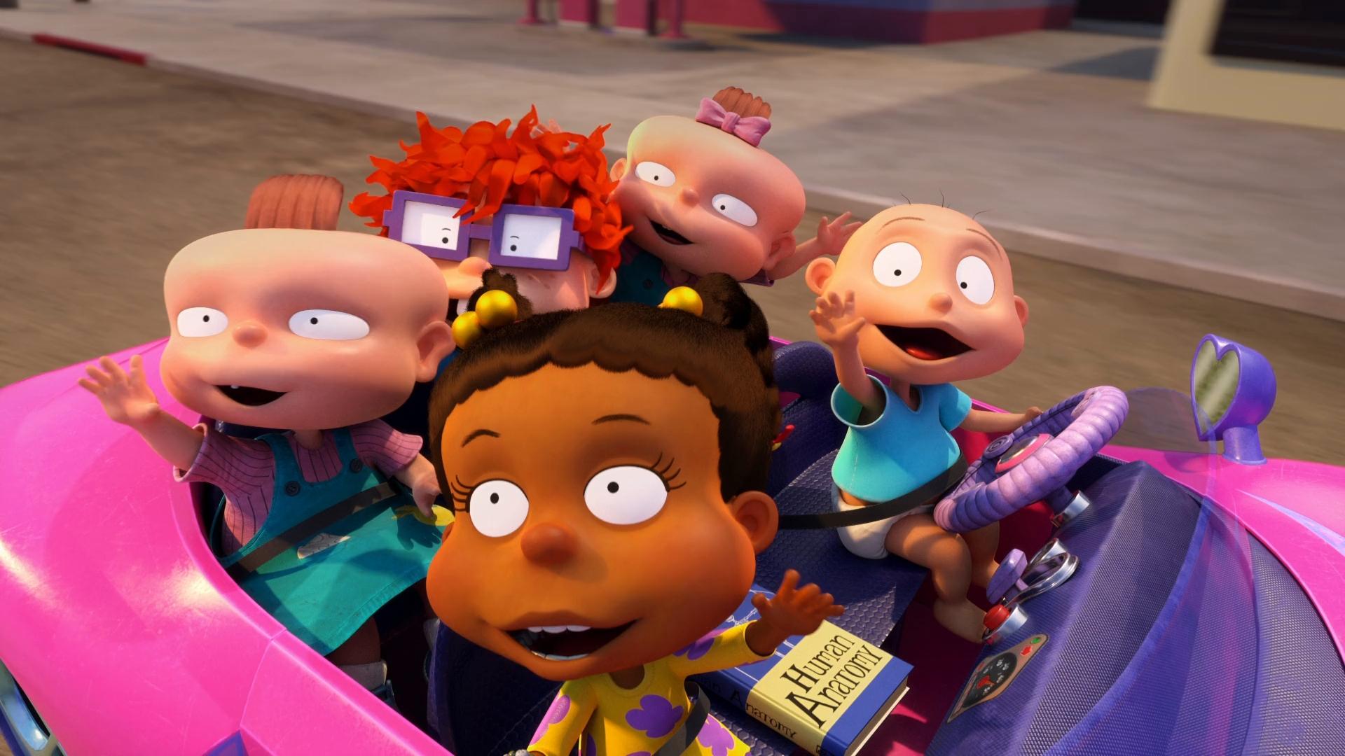 Rugrats Temporada 1 (2021) 1080p WEB-DL Latino