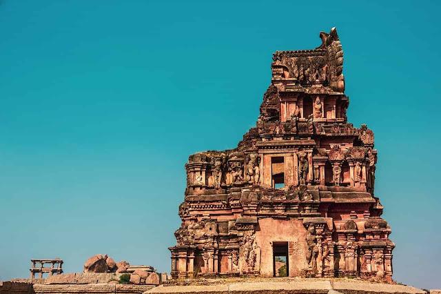 Ancient civilisation india temple