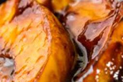 One Pan Skillet Apple Butter Pork Chops