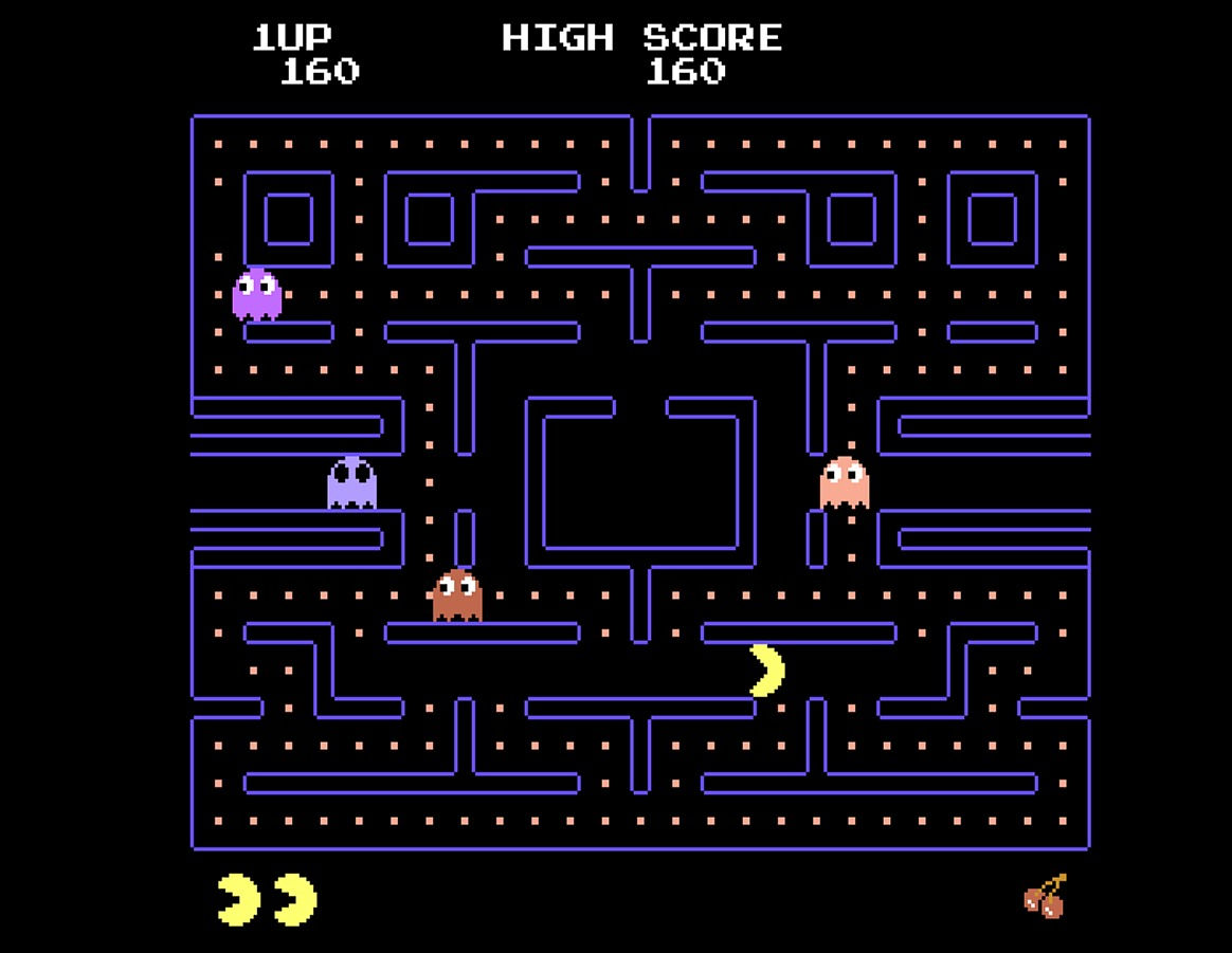 Vintage Arcade Games >> Pictures Of Pacman - impremedia.net