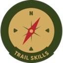 Trail Skills trail badge