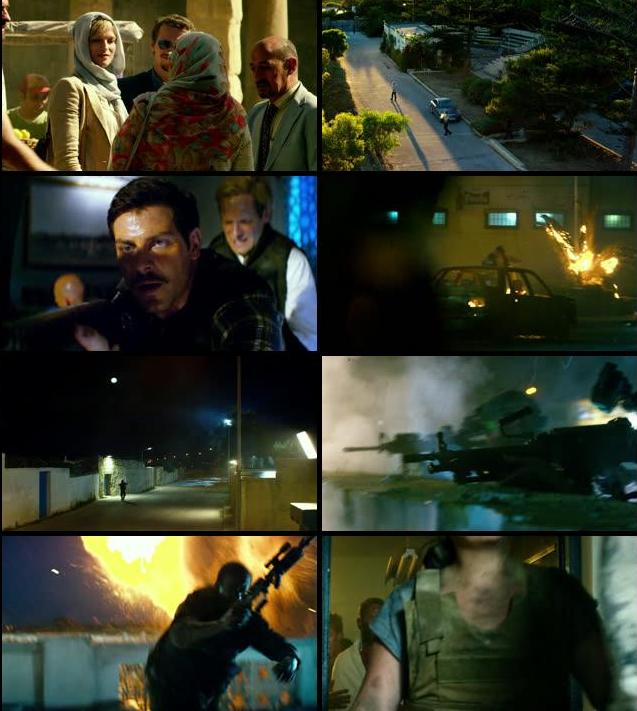 13 Hours 2016 Dual Audio Hindi 720p BRRip