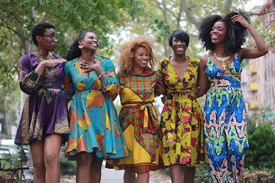 African Dresses African Style African Clothing