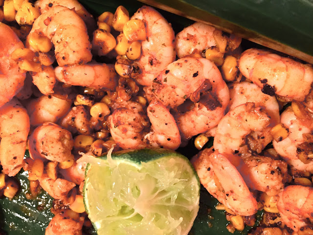 Rachel Alabiso's amazing shrimp tacos recipe
