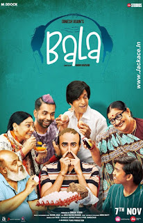 Bala Budget, Screens And Day Wise Box Office Collection India, Overseas, WorldWide