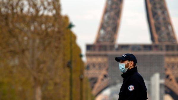 Francia rebasa los 10.000 fallecimientos por Covid-19