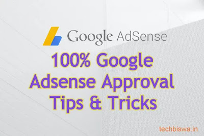 100% Google adsense approval tips and trick 2021 in hindi