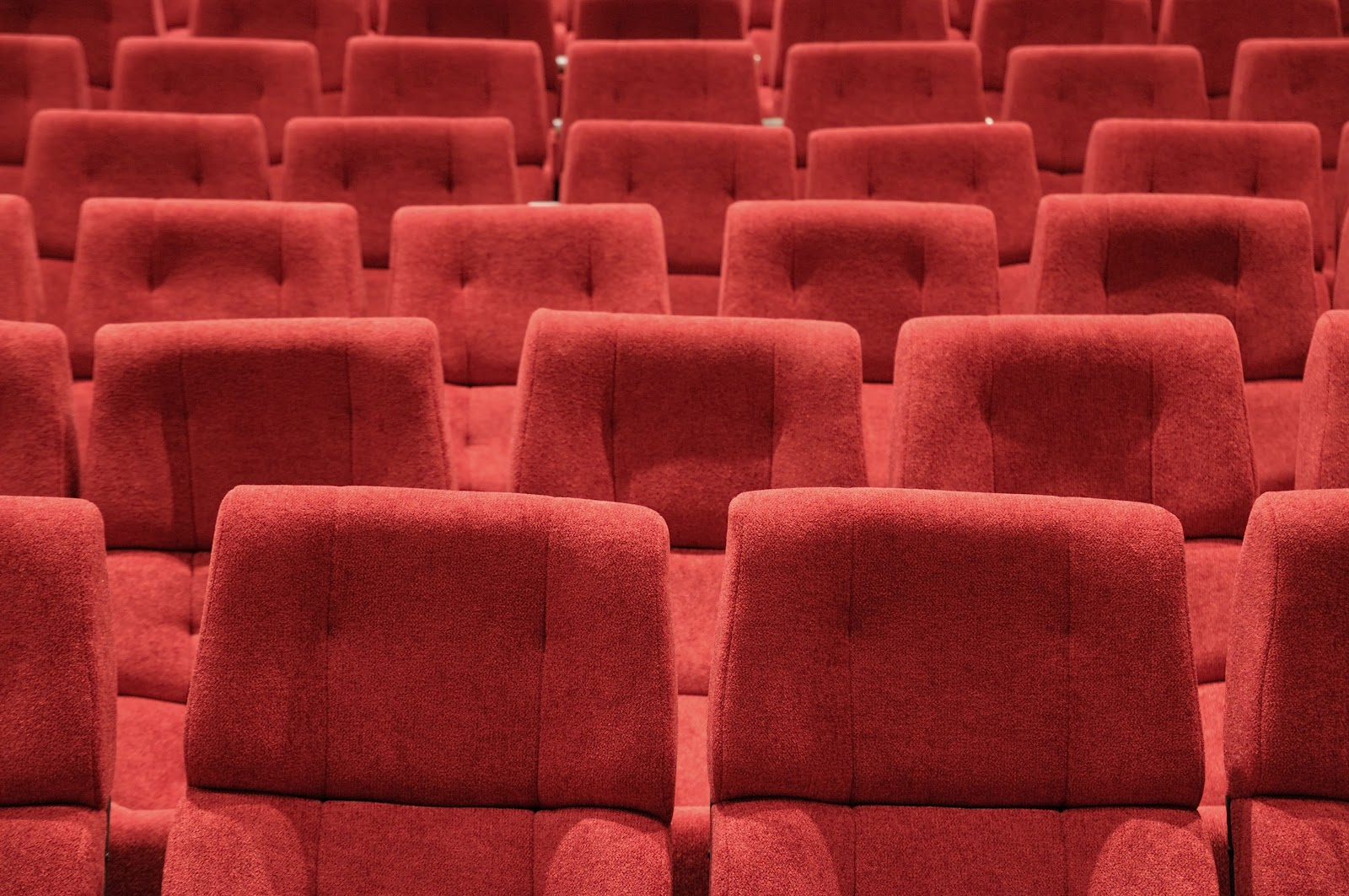 2 seat theater chairs chair cover hire gravesend religious red dawn strange days in la from magnolia to