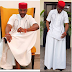 Ebuka Looking Dope In A Benin Royal Attire For Black Panther's Premiere