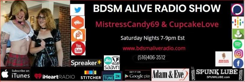 BDSM ALIVE RADIO SHOW