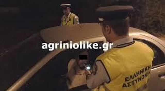 Μεσολόγγι :Μεθυσμένος οδηγός δεν σταμάτησε σε σήμα αστυνομικών και ...