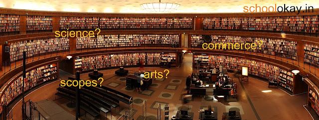 https://www.schoolokay.in/Which field has more scope in between science, art or commerce?