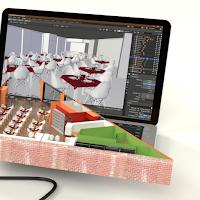 Imágenes Generadas con Blender y Software Libre