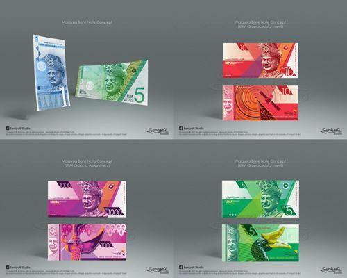 wang kertas baru