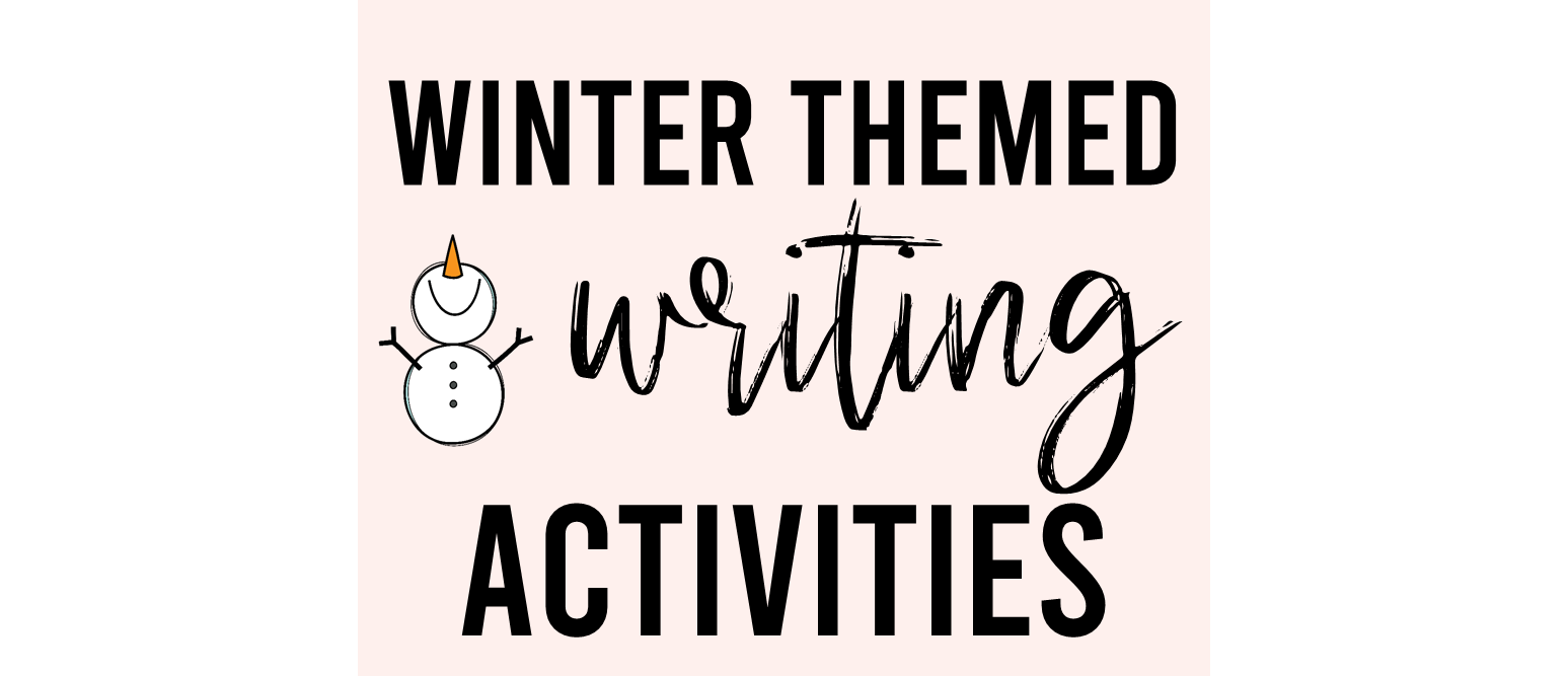 Fun writing center ideas and learning components including a thematic word wall, writing center stationery, labelling pages, writing prompts, sticker stories, writing lists, writing letters, write the room activities, and more. #writingcenter #2ndgrade #writing #2ndgradewriting #1stgradewriting