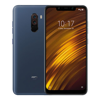 Xiaomi Poco F1 Best smartphone of year 2018 2019