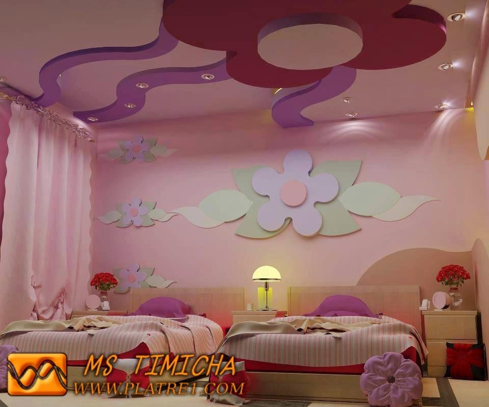 Chambres d 39 enfants platre for Photos chambres d enfants