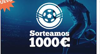 paf Apuesta y gana futbol sorteo 1000 euros