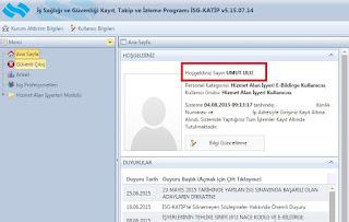 isgkatip4 - İsg Katip sistemi nasıl kullanılır?