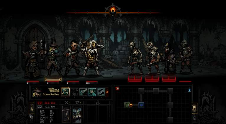 Darkest Dungeon PC Full Español
