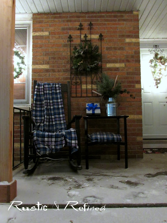 Christmas porch ideas to welcome guests into your home
