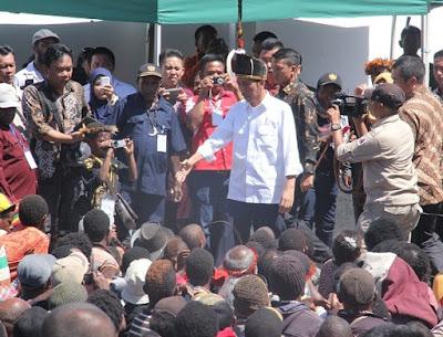Menggugat Kunjungan Presiden ke Tanah Papua