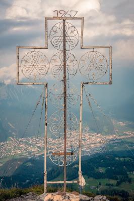 Schillerkopf und Mondspitze | Panoramawanderung am Bürserberg | Wandern Brandnertal | Wanderung Vorarlberg 12