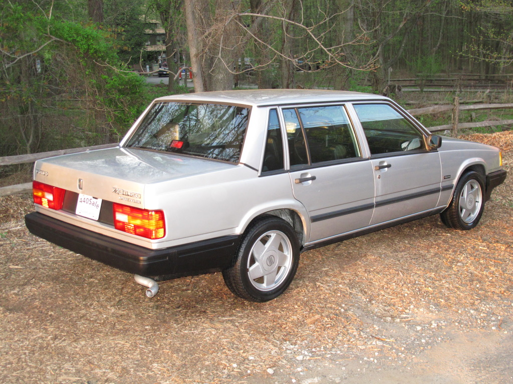 Check Out This Car  Cool Box  1990 Volvo 740 Turbo