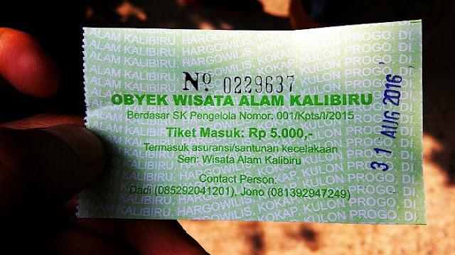 Harga Tiket Kalibiru Kulon Progo
