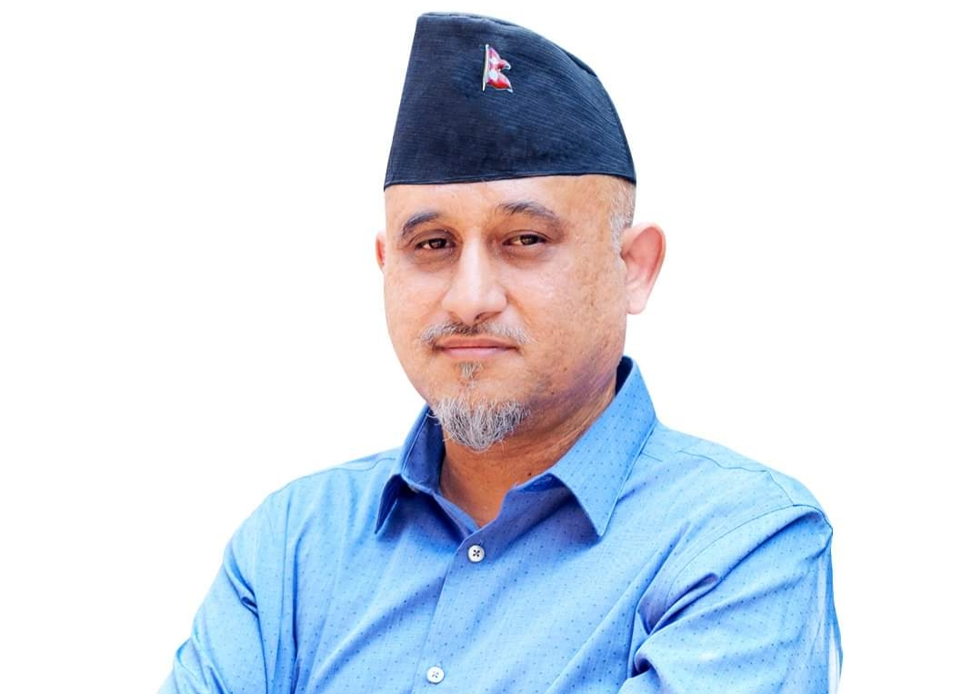 Ujjwal Thapa - Bibekshel Sajha