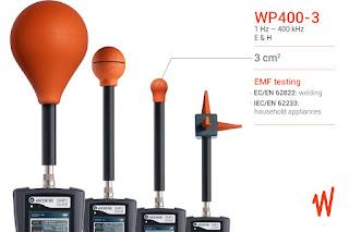 Wavecontrol elektromanyetik radyasyon ölçüm cihazı