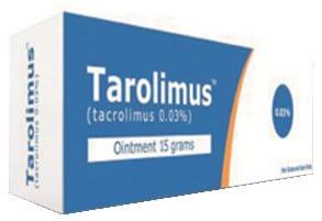 سعر ودواعي استعمال أقراص تاروليمس Tacrolimus لعلاج الجلدية