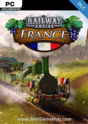 Railway Empire France PC Game Free Download