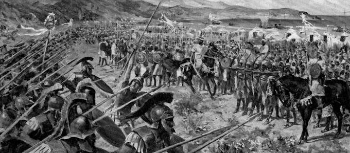 Τα 5 «ανεξήγητα» της επικής Μάχης του Μαραθώνα - Πώς οι Έλληνες πολεμιστές αποδεκάτισαν το Περσικό πεζικό σε 2,5 ώρες
