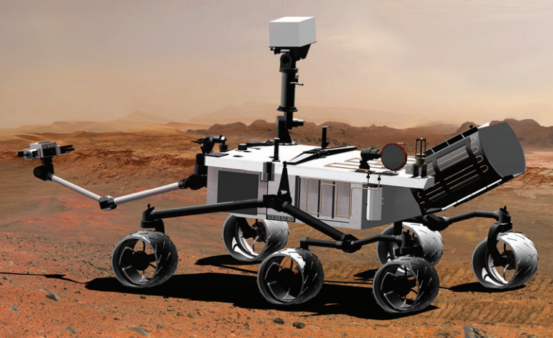How Mars Rover 'Curiosity' Got Its Name? - Mabzicle