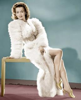 Carole Landis 1942