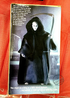 ToyConNJ NECA 2017 Convention Exclusive Bill and Ted's Bogus Journey Death Action Figure