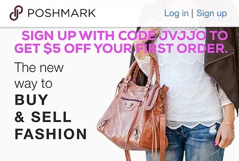 Poshing It Up: How I Earn Income Online Using the Poshmark
