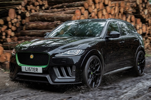 Lister Stealth