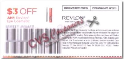 "$3.00/1 Revlon Eye Coupon from ""SMARTSOURCE"" insert week of 9/12/21."
