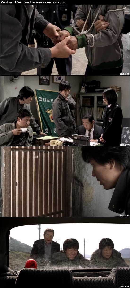 Memories of Murder 2003 English 720p BRRip